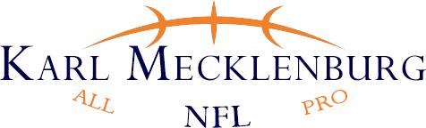 Karl Mecklenburg - NFL Keynote Speaker